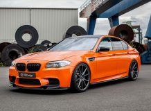 Обвес для BMW M5 F10 от 3D Design фото