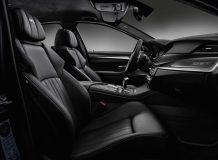 Салон BMW M5 Competition фото