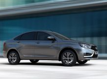 Lada Vesta Exclusive фото