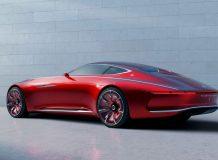 Vision Mercedes-Maybach 6 фото