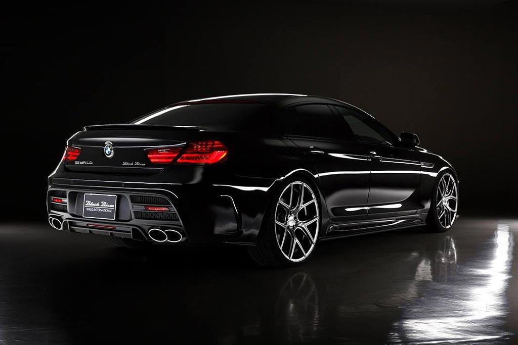 Фото тюнинг BMW 6 Gran Coupe от WALD