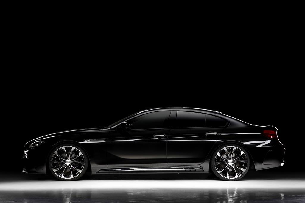 Диски WALD для BMW 6-Series Gran Coupe фото