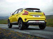 Lada XCODE Concept фото