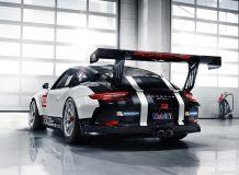 Фото нового Porsche 911 GT3 Cup