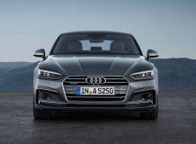 Новый Audi A5 Sportback 2017 фото