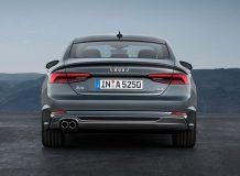Фото Audi A5 Sportback II в новом кузове