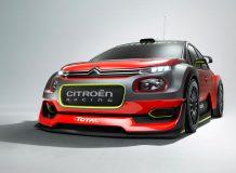 Фото Ситроен С3 WRC