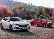 Новая Хонда Цивик 5Д хэтчбек 2017-2018