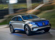 Прототип Mercedes Generation EQ