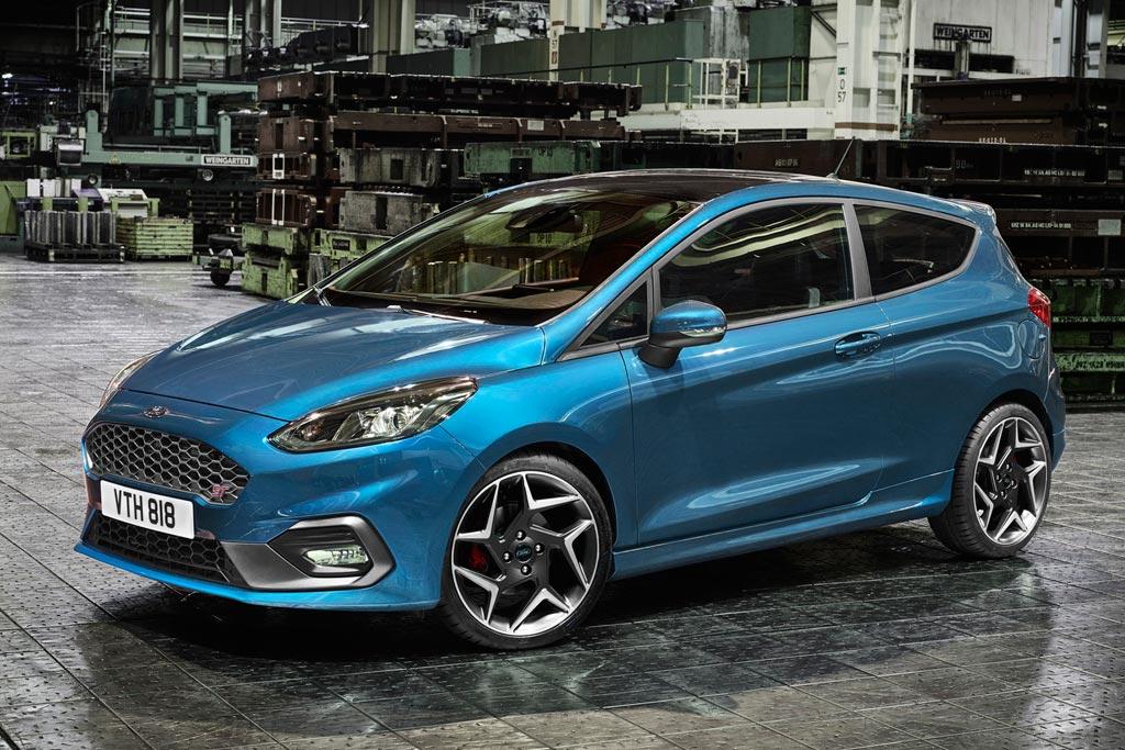 Новый Ford Fiesta ST