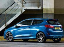Новый Ford Fiesta ST 2018 фото