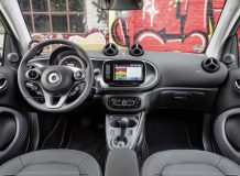 Фото салона Smart ForTwo 3 EV