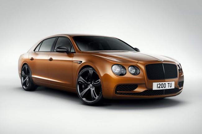 Топовый Bentley Flying Spur W12 S
