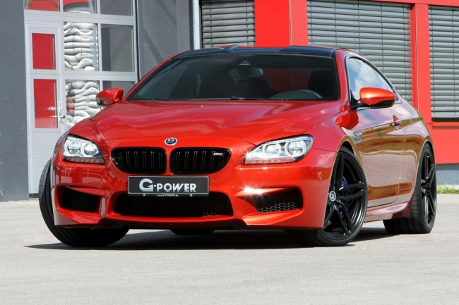 BMW M6 Coupe (F13) от ателье G-Power