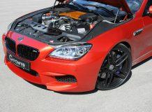 Тюнинг двигателя BMW M6 от G-Power