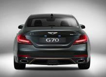 Новая модель Генезис Г70 фото