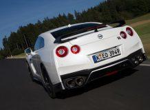 Фото Nissan GT-R Track Edition