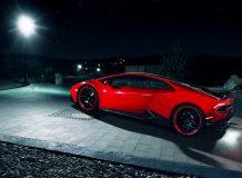 Диски на Lamborghini Huracan LP580-2 фото