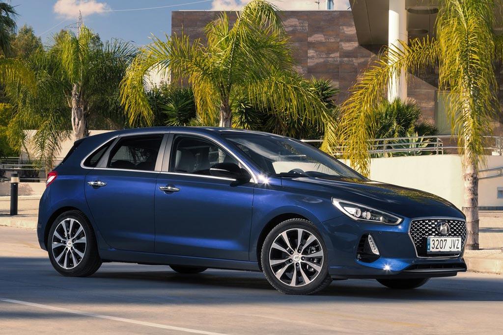 Новый хэтчбек Hyundai i30 III