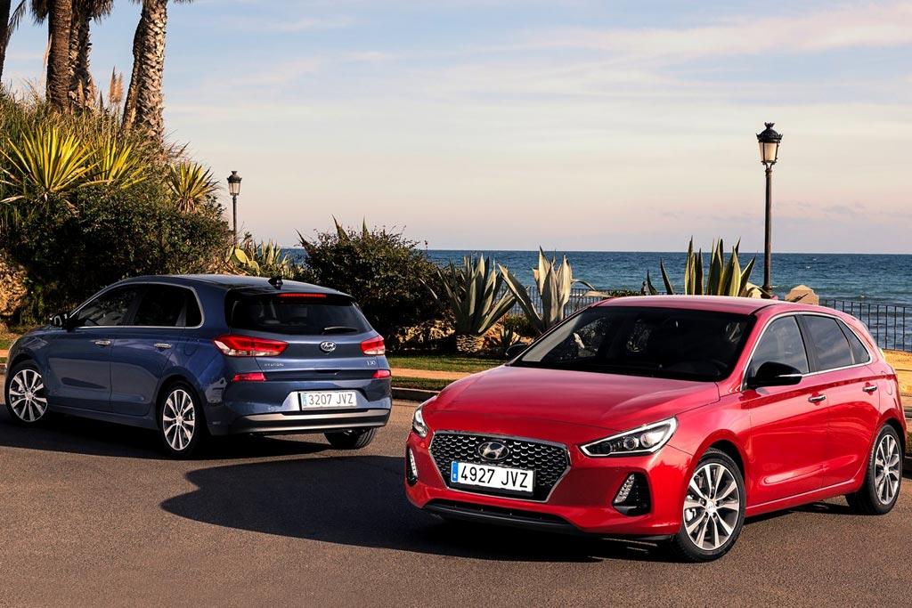 Новый Hyundai i30 2017-2018 года