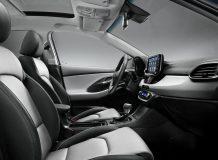 Интерьер нового Hyundai i30 3