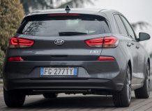 Новая модель Hyundai i30 2018 фото