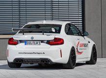 BMW LW M2 фото