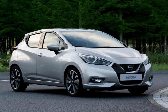 Новый Nissan Micra 5 поколения
