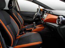 Интерьер Nissan Micra 5 фото