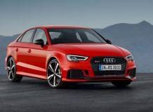 Фото нового Audi RS3 Sedan