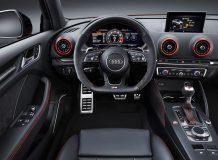 Фото салона Audi RS3 Sedan