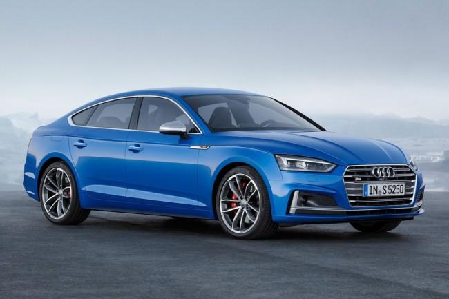 Новый Audi S5 Sportback II