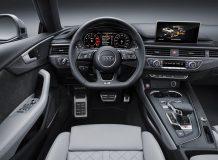 Фото салона Audi S5 Sportback II