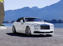 Фото тюнинг Rolls-Royce Dawn от Spofec