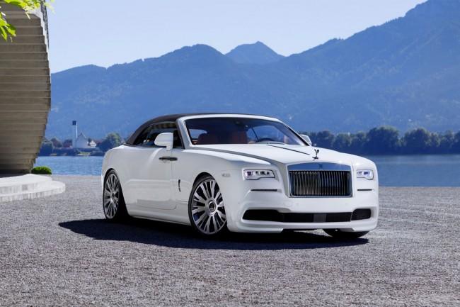Rolls-Royce Dawn от ателье Spofec