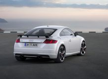 Audi TT Coupe S Line Competition фото
