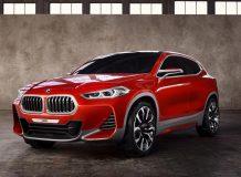 BMW X2 Concept фото