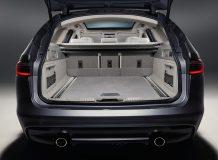 Багажник Jaguar XF универсал