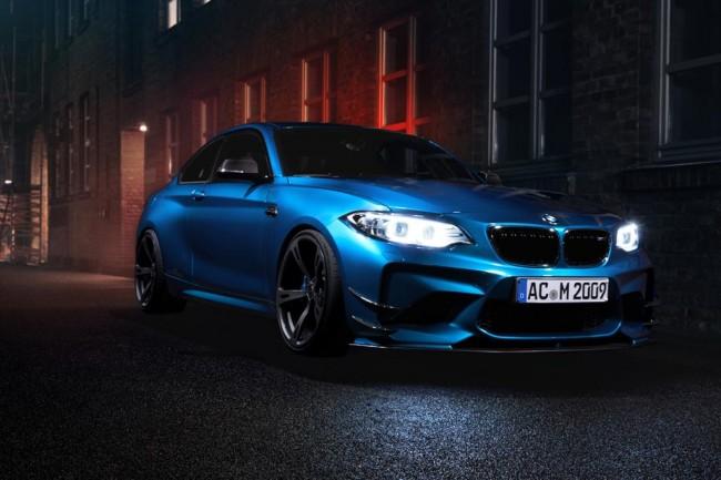 BMW M2 от ателье AC Schnitzer