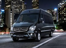 Фото Mercedes Sprinter Conference Lounge