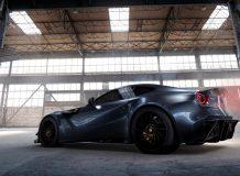 Фото Ferrari F12 Caballeria