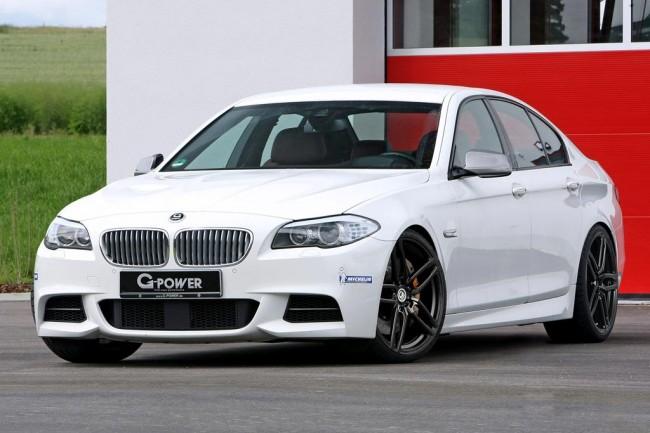 BMW M550 xDrive от ателье G-Power