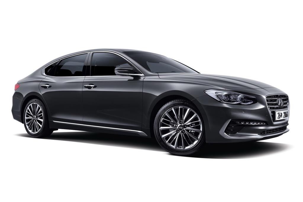 Hyundai Grandeur 6 поколения