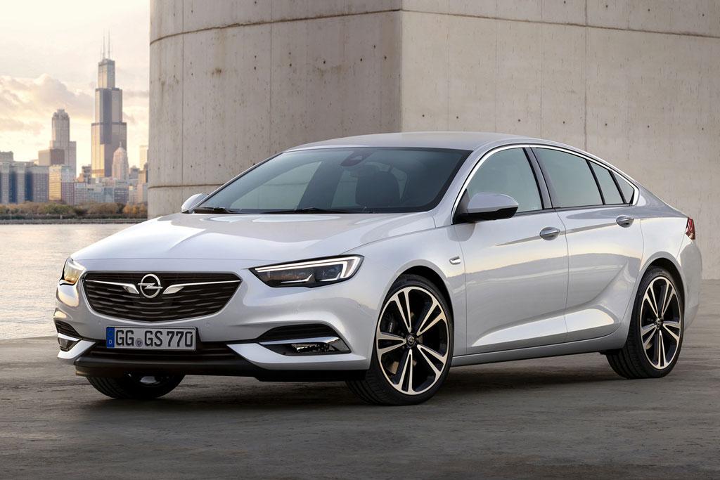 Новый Opel Insignia 2 поколения