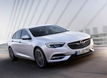Opel Insignia 2017 года фото
