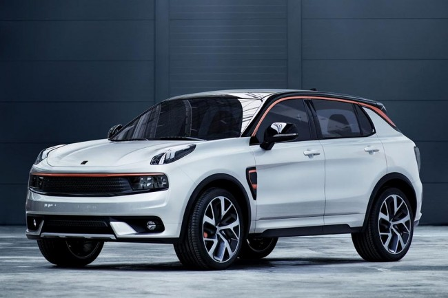 Lynk&Co 01 Concept