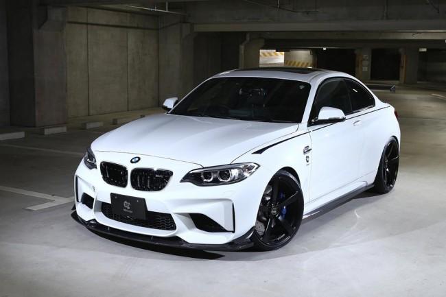 BMW M2 в обвесе от 3D Design