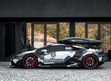 Тюнинг Lamborghini Huracan от Stertman Motorsport фото