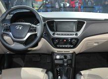 Салон Hyundai Verna 2
