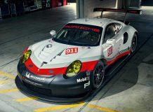 Новый Порше 911 RSR 2017 фото